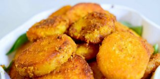 Arbi Fritters