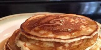 Buttermilk Pancakes - healthy Breakfast