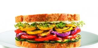 Sandwich Mania - Vegetable Sandwich