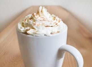 Hot Chocolate With Brandy
