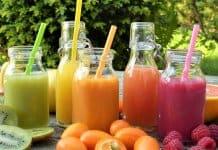 Fruit Juice Series - Mixed Fruit Juice