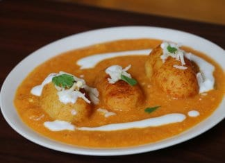 Aloo Paneer Kofta Recipe - Cottage Cheese Fritters