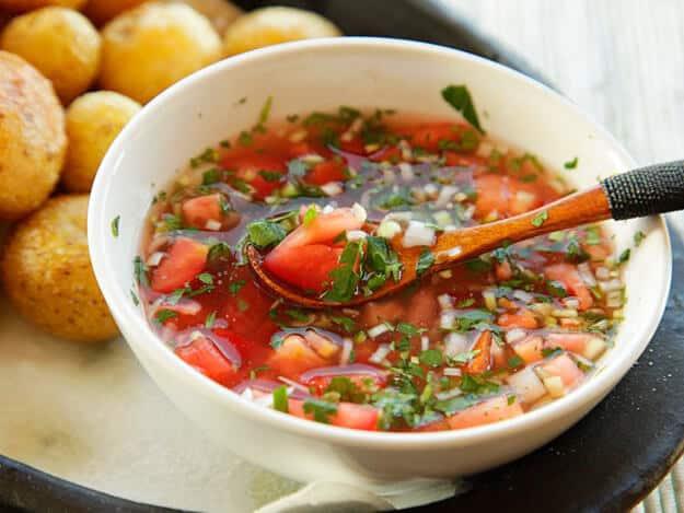 Tomato Onion Salsa Recipe with A Twist