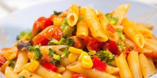 Vegetable Pasta Recipe with A Twist