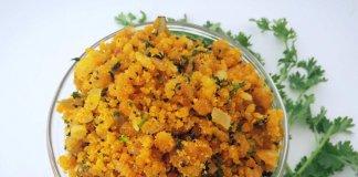 Traditional Jhunka Recipe with a Twist