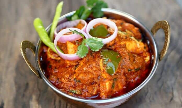 Kadai Paneer Recipe Restaurant Style