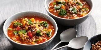 Health Benefits of Soup Diet